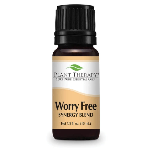 Plant Therapy- Worry Free Synergy 10ml