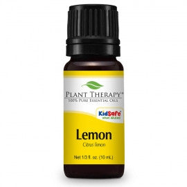 Plant Therapy- Lemon Essential Oil 10ml