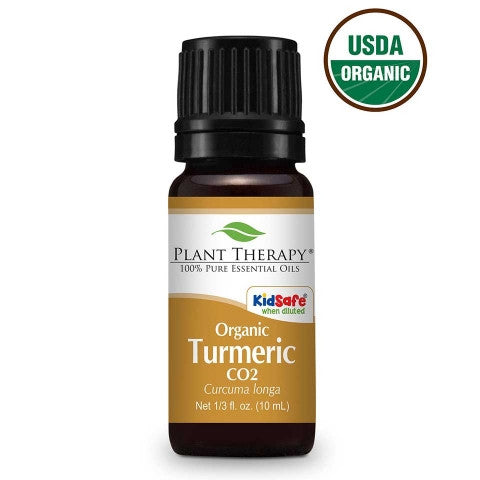 Plant Therapy- Tumeric Organic Essential Oil 10ml