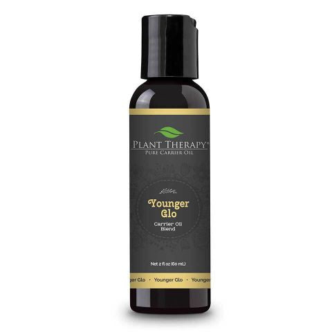 Plant Therapy -  Glo Carrier Oil Blend 2oz