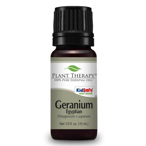 Plant Therapy- Geranium Egyptian Essential Oil 10ml