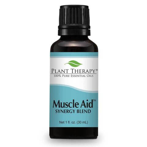Plant Therapy- Muscle Aid Synergy Essential Oil 30ml