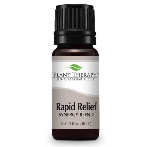 Plant Therapy- Rapid Relief Synergy Essential Oil 10ml