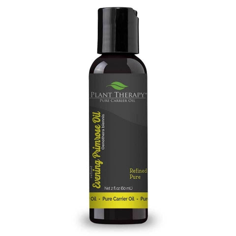 Plant Therapy -Evening Primrose Refined Carrier Oil 2oz
