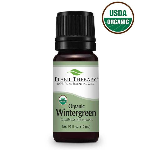 Plant Therapy- Wintergreen Essential Oils Organic 10ml