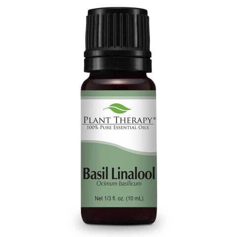 Plant Therapy- Basil Linalool Essential Oil 10ml