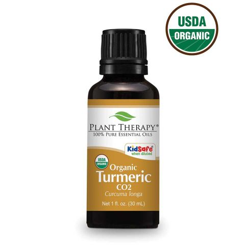 Plant Therapy- Tumeric Organic Essential Oil 30ml