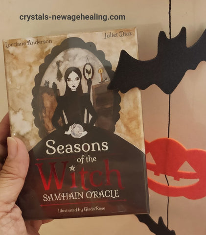Oracle cards- Seasons of the Witch: Samhain