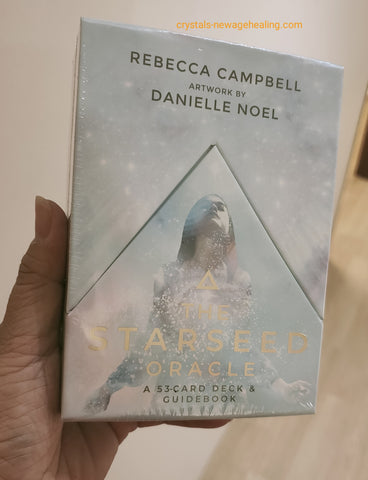 Oracle cards- StarSeed Oracle by Rebecca Campbell & Danielle Noel
