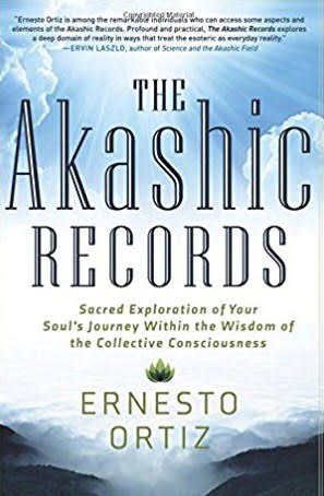 The Akashic Records Book by  Ernesto Ortiz
