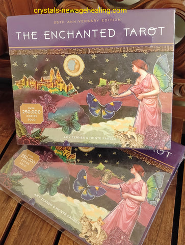 Tarot cards- The Enchanted Tarot : 25th Anniversary Edition