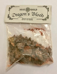 Dragon's Blood Resin Incense- 1oz (28.3gm)