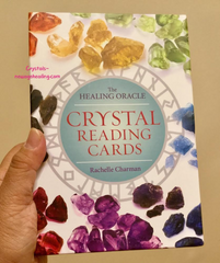 Crystal Healing cArds : The Healing Oracle