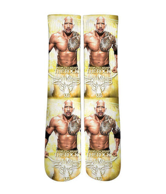 The Rock crew socks - DopeSoxOfficial