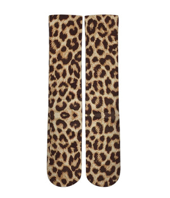 Leopard print socks - men and women - DopeSoxOfficial