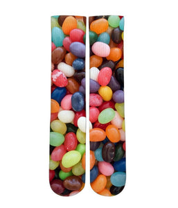 Jelly bean candy elite graphic socks - DopeSoxOfficial