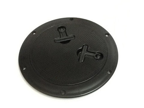 "8"" Round Hatch, 2 Handle"