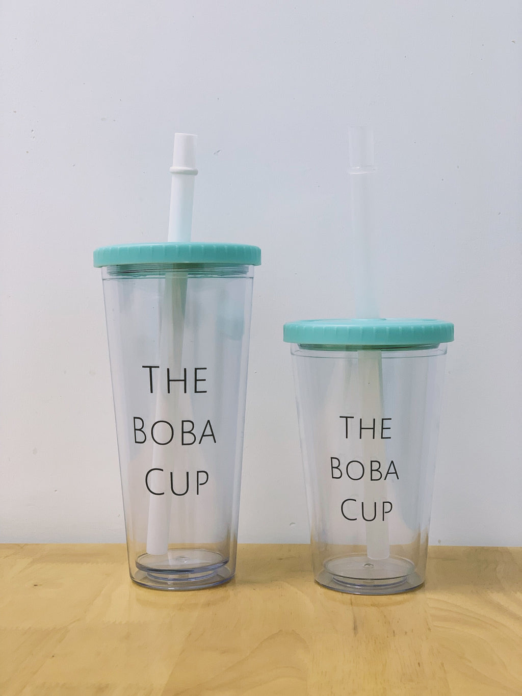 The Boba Cup - 16oz/24oz - BobaStrawStore