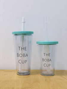 The Boba Cup - 16oz/24oz