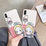 Boba Girl Phone Case - BobaStrawStore