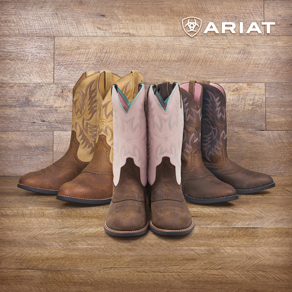 Ariat Heritage Stockmans Boots on SALE!