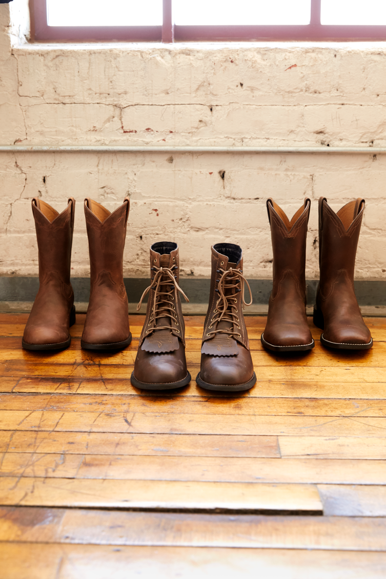 Ariat Roper Boots for men and women on Sale - until June 30