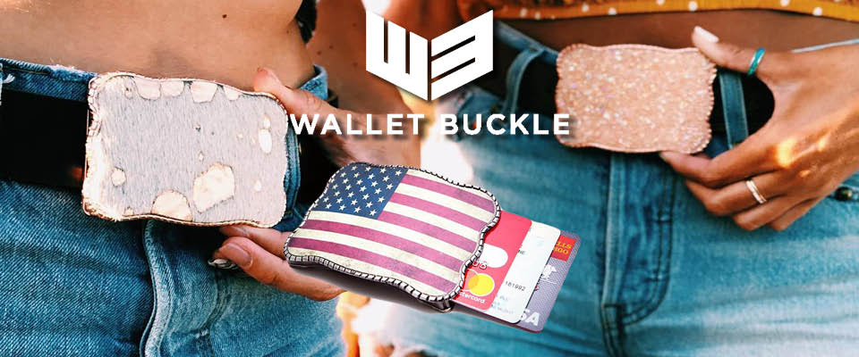 Hot off the Press - the Wallet Buckle