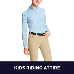 Kids Riding Attire