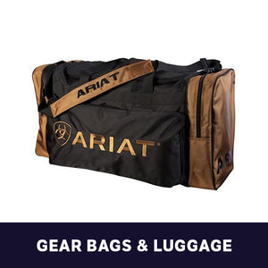 Gear Bags & Luggage