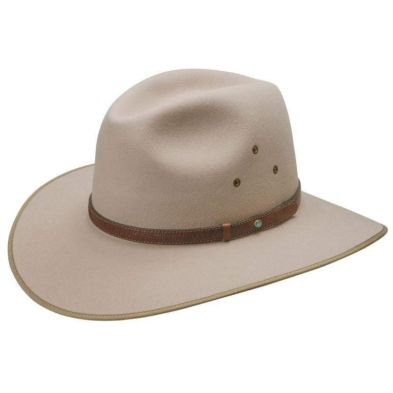 Akubra Coober Pedy Sand - Gympie Saddleworld & Country Clothing