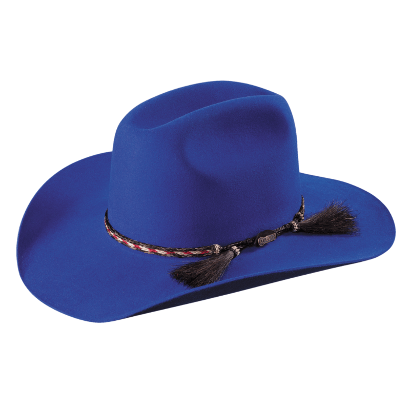 Akubra Rough Rider Electric Blue - Gympie Saddleworld & Country Clothing