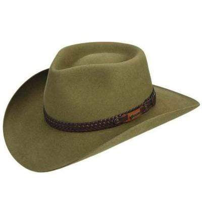 Akubra Snowy River Santone - Gympie Saddleworld & Country Clothing
