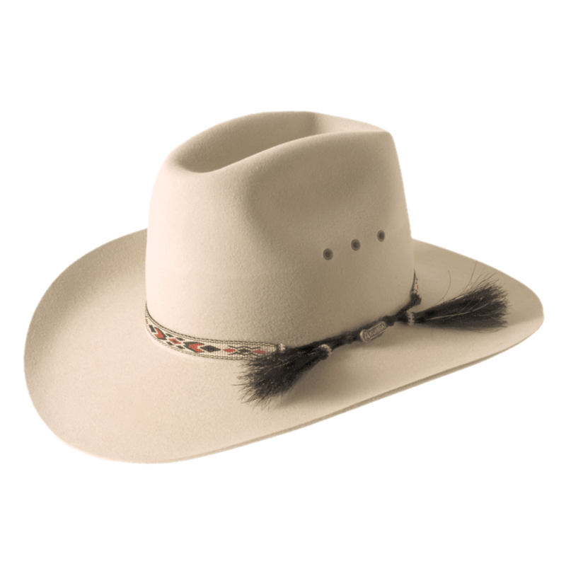 Akubra Stony Creek Sand - Gympie Saddleworld & Country Clothing
