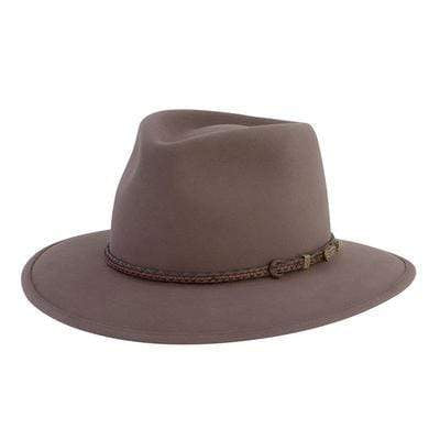 Akubra Traveller Regency Fawn - Gympie Saddleworld & Country Clothing