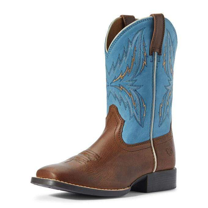 Ariat Boots & Shoes 1 / Blue Ariat Kids Arena Rebound Boots