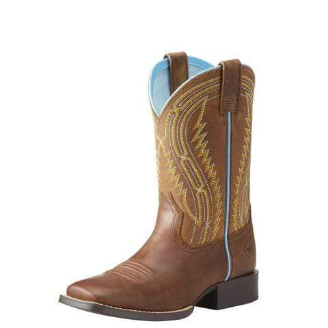 Ariat Kids Crossfire Boots (10023080) - Gympie Saddleworld & Country Clothing