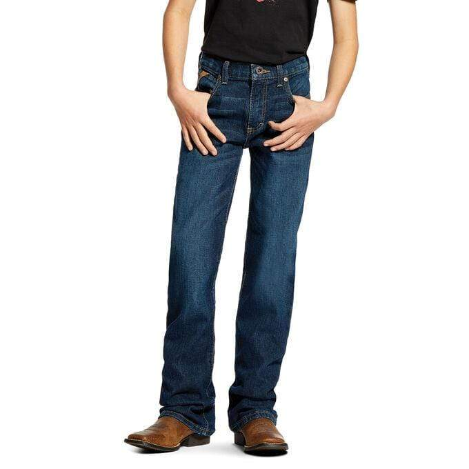 Ariat Boys Legacy Chief Jeans (10027675) - Gympie Saddleworld & Country Clothing
