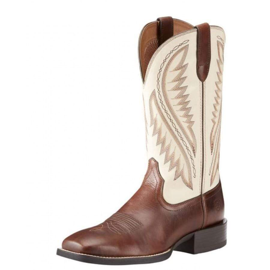 Ariat Mens Sport Stone Boots (10023145) - Gympie Saddleworld & Country Clothing