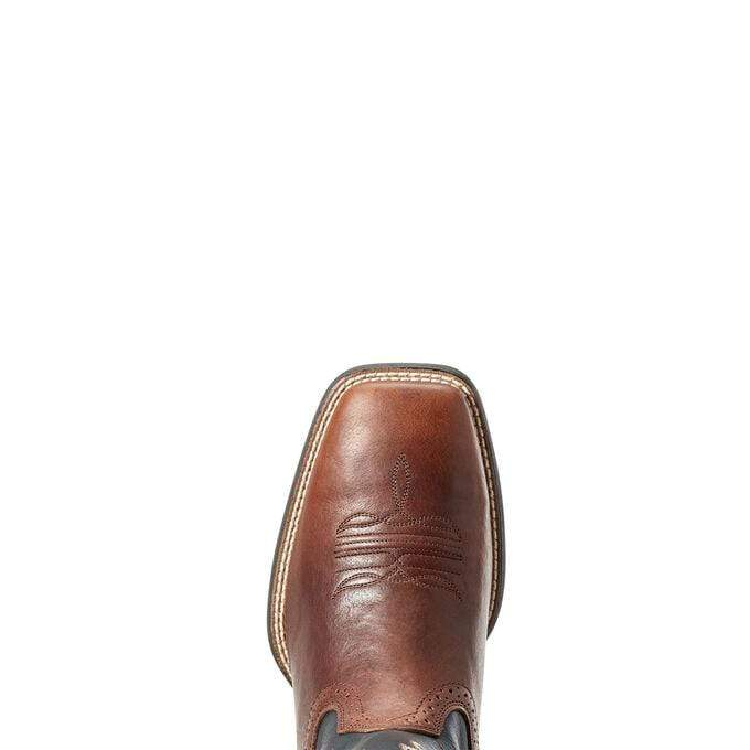 Ariat Sport Western WST Cognac Candy & Black 10029755 - Gympie Saddleworld & Country Clothing