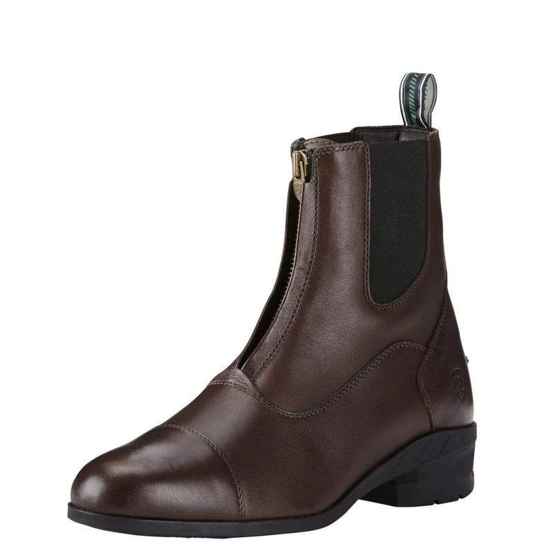 Ariat Mens IV Zip Paddock Boots (10020127) - Gympie Saddleworld & Country Clothing