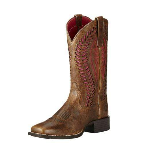 Ariat Womens Boots 10 Ariat Womens Quickdraw Venttek Boots (10019904)