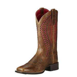 Ariat Womens Quickdraw Venttek Boots (10019904) - Gympie Saddleworld & Country Clothing
