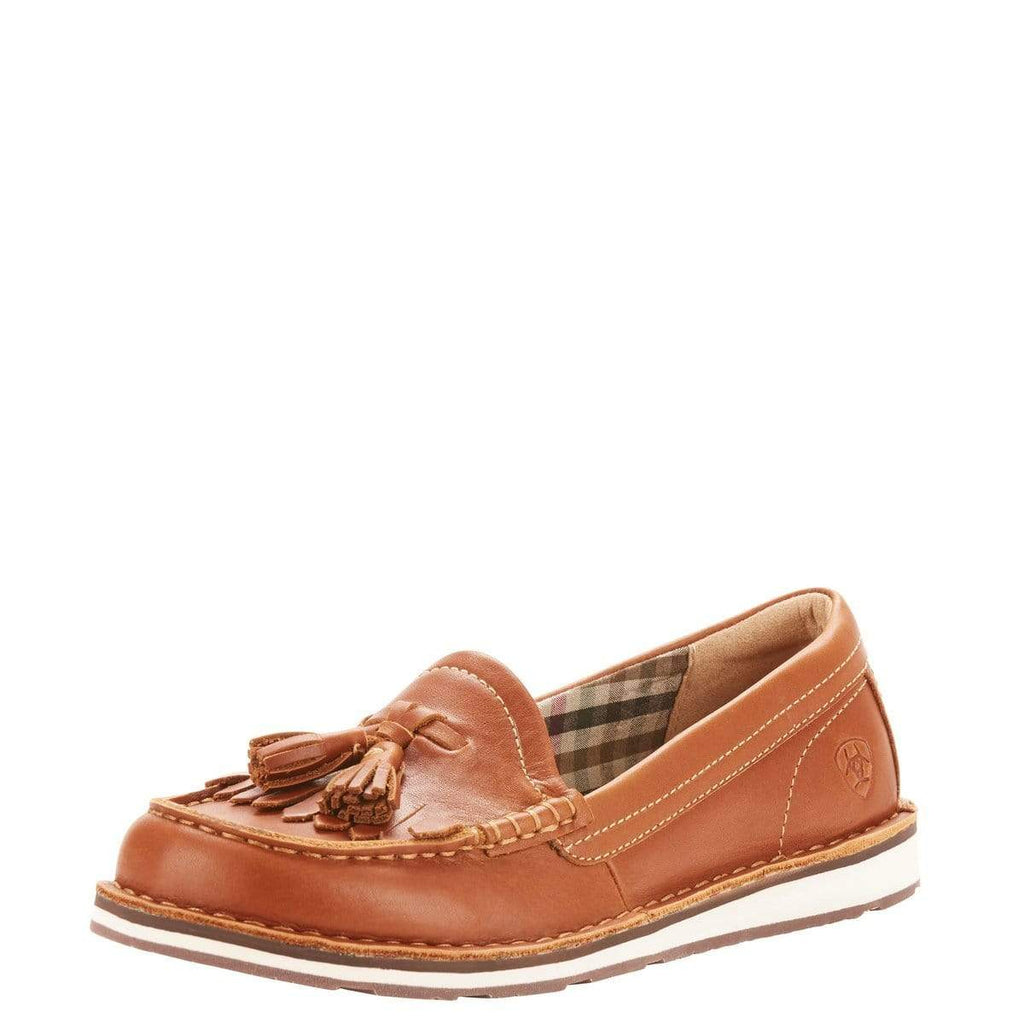 Ariat Womens Casual Shoes 6 Ariat Womens Cruiser Tassel Honeycomb