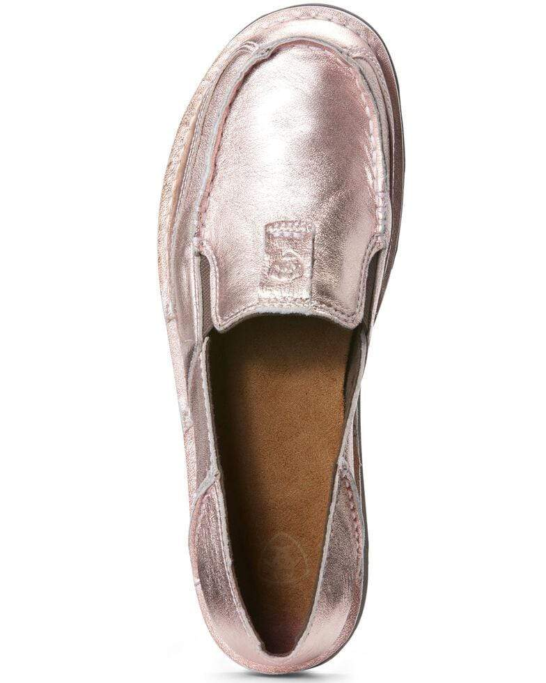 Ariat Womens Casual Shoes 7 / Rose Ariat Womens Cruiser Rose Gold