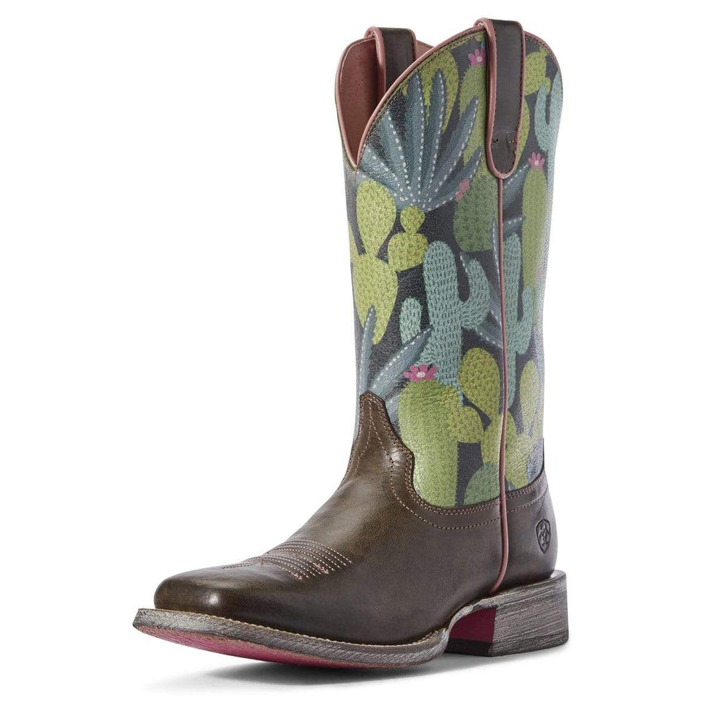 Ariat Womens Circuit Savannah Boots Desert Taupe - Gympie Saddleworld & Country Clothing