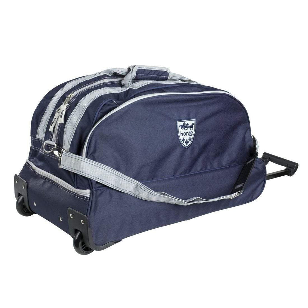 B Vertigo Gear Bags / Luggage B Vertigo Gear Bag with Wheels Navy 44068 DDB