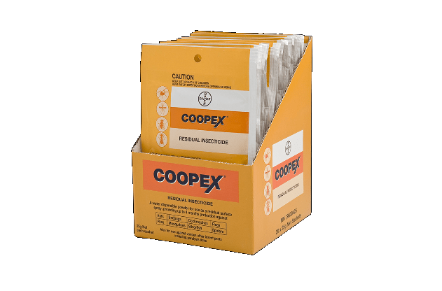 Bayer Fly/Insect Control 25g Bayer Coopex Residual Insecticide
