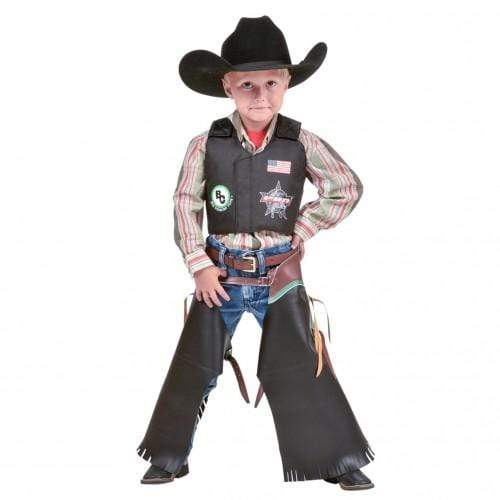 Big Country Rodeo Chaps - Gympie Saddleworld & Country Clothing