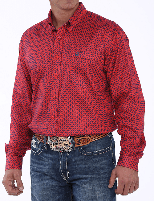 Cinch Mens Provenza Shirt - Gympie Saddleworld & Country Clothing