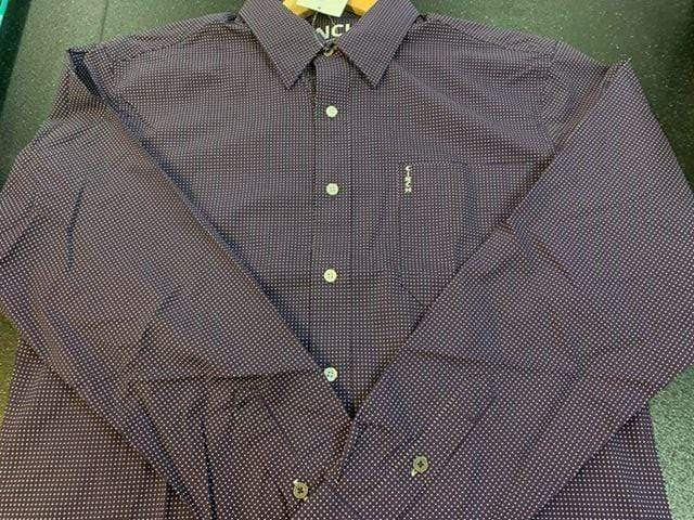 Cinch Ryan Shirt - Gympie Saddleworld & Country Clothing